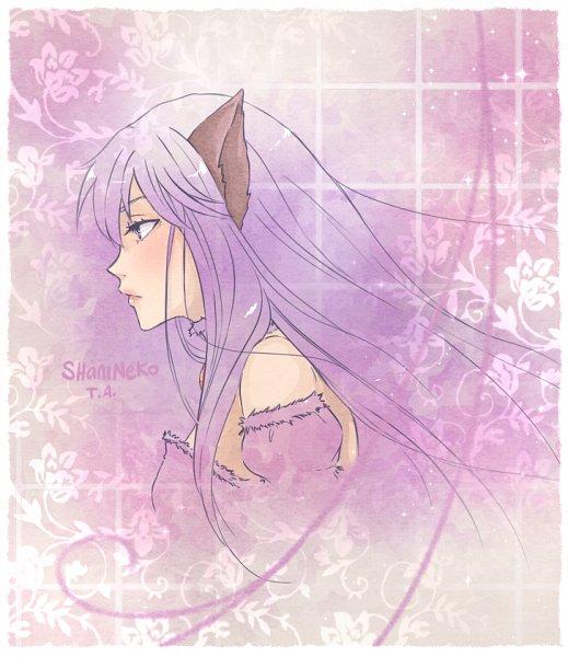Tags: Anime, Tisha Appadu, Tokyo Mew Mew, Mew Zakuro, Fujiwara Zakuro, Fanart