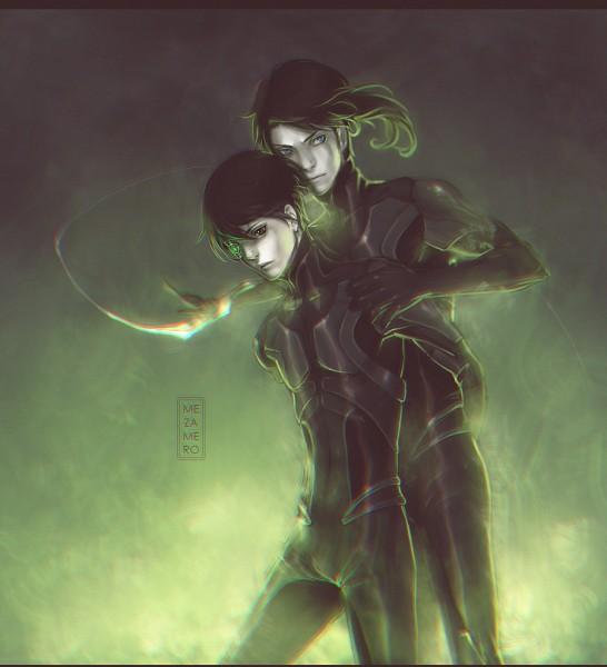 Tags: Anime, Mezamero, Disappearing, deviantART, Pixiv, Original