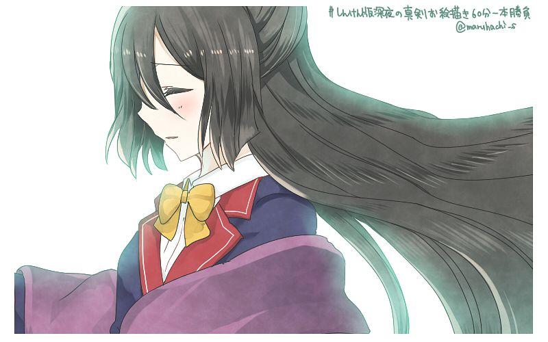 Tags: Anime, Pixiv Id 15252331, Shinken!!, Mezuru Ichimonji, Fanart From Pixiv, Pixiv, Fanart
