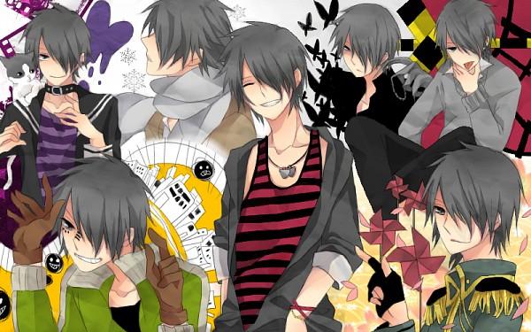 Tags: Anime, Pixiv Id 1581430, Mi-chan, Pinwheel, Lynne, Senbonzakura (Song), Hajimete no Koi ga Owaru Toki, Hachi-p, Song-Over, Pixiv, Sunset Love Suicide, Matryoshka, Scissorhands