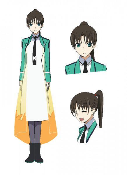 Mibu Sayaka - Mahouka Koukou no Rettousei