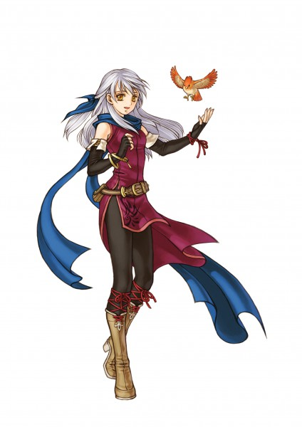 Micaiah - Fire Emblem: Path of Radiance