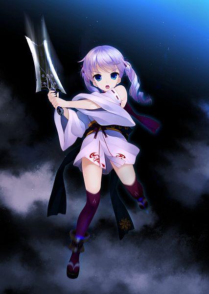 Tags: Anime, Hayakawa Harui, Lass, Shoujo Shin'iki ~ Shoujo Tengoku -The Garden of Fifth Zoa-, Michioka Airi, CG Art