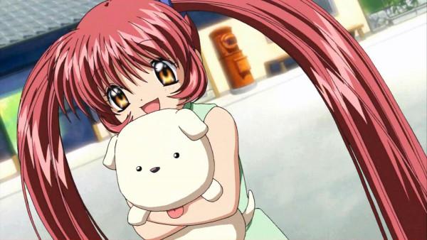 Tags: Anime, Kyoto Animation, AIR, Michiru (AIR), Screenshot, Wallpaper