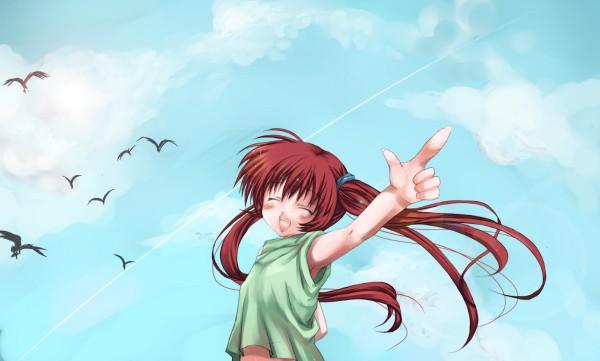 Michiru (AIR) - AIR