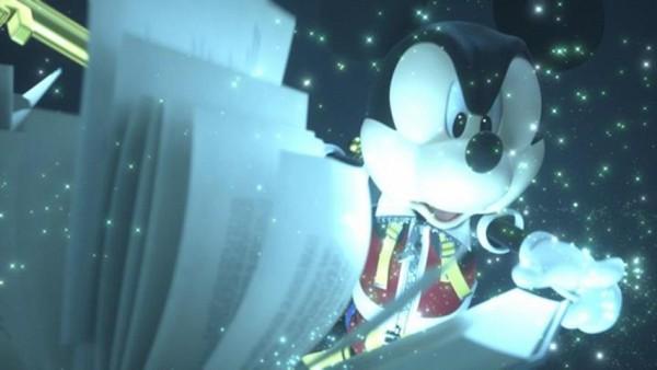 Tags: Anime, SQUARE ENIX, Kingdom Hearts 3D: Dream Drop Distance, Kingdom Hearts II, Mickey Mouse, Disney
