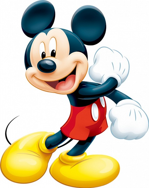 Tags: Anime, Mickey Mouse, Red Shorts, Yellow Footwear, Disney