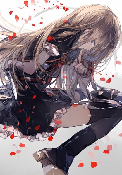 Tags: Anime, Pixiv Id 4162667, Touken Ranbu, Midare Toushirou, PNG Conversion, Mobile Wallpaper
