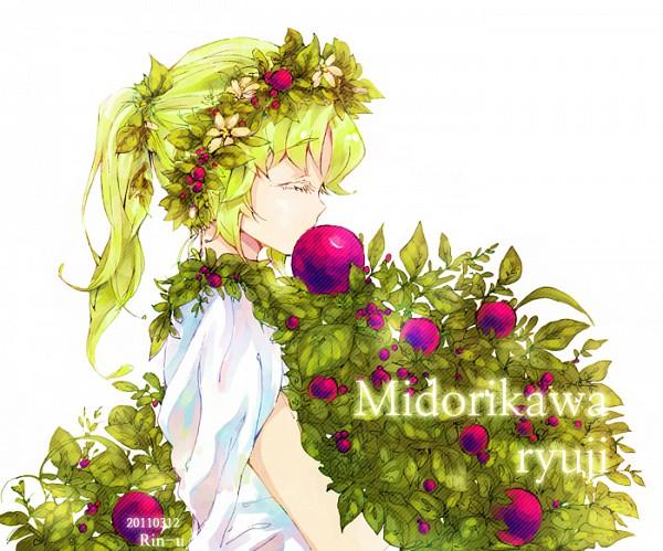 Tags: Anime, Inazuma Eleven, Midorikawa Ryuuji