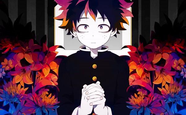 Tags: Anime, Pixiv Id 17551361, Boku no Hero Academia, Midoriya Izuku, PNG Conversion, Pixiv, Fanart, Fanart From Pixiv