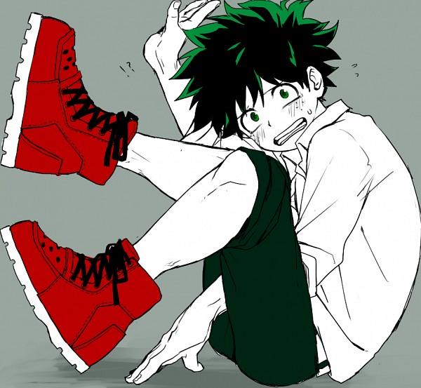 Tags: Anime, Pixiv Id 6187625, Boku no Hero Academia, Midoriya Izuku, Fanart From Pixiv, PNG Conversion, Pixiv, Fanart