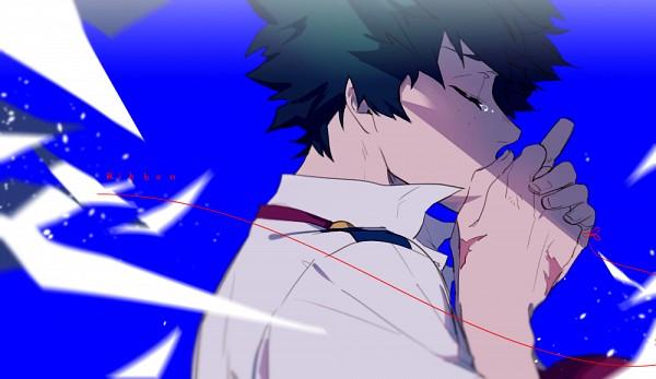 Tags: Anime, niro (Pixiv8537417), Boku no Hero Academia, Midoriya Izuku, Fanart From Pixiv, PNG Conversion, Pixiv, Fanart
