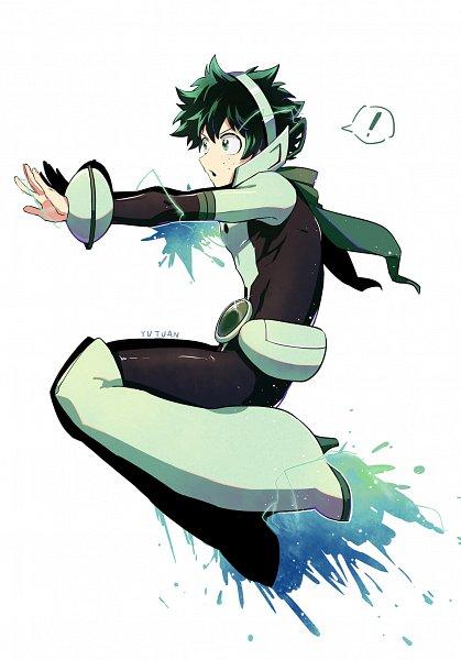 Tags: Anime, Liyuchen1126, Boku no Hero Academia, Midoriya Izuku, Uraraka Ochako (Cosplay)