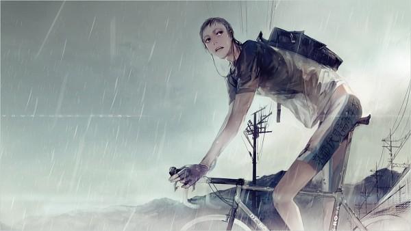 Midousuji Akira - Yowamushi Pedal