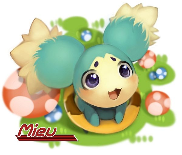 Mieu (Tales of the Abyss) - Tales of the Abyss