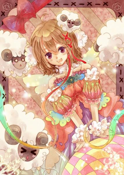 Tags: Anime, Lion.A, Denpa Onna to Seishun Otoko, Mifune Ryuuko, Pixiv