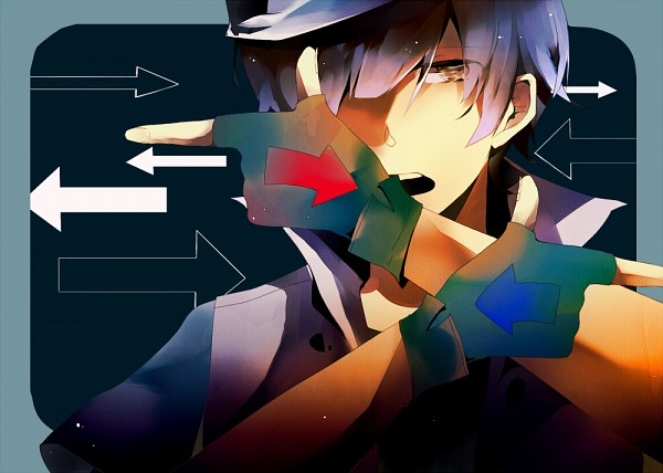 Tags: Anime, Pixiv Id 2612571, Bis, Pixiv, Fanart, Migi Hidari, Nico Nico Singer