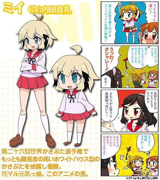 Anime Mii Characters 3ds : Mii ai mai mi zerochan anime image board