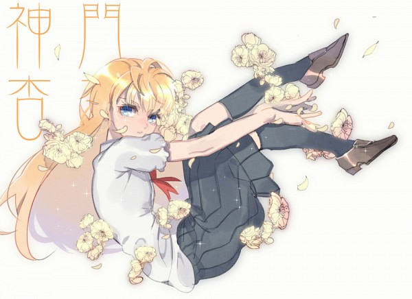 Tags: Anime, Pixiv Id 2765210, Inazuma Eleven: Ares no Tenbin, Mikado Anna, Fanart, Fanart From Pixiv, Pixiv