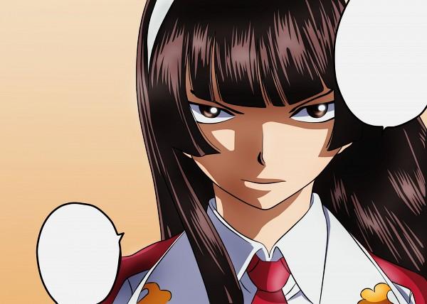 Tags: Anime, FAIRY TAIL, Mikazuchi Kagura, Scan, Colorization, Mermaid Heel