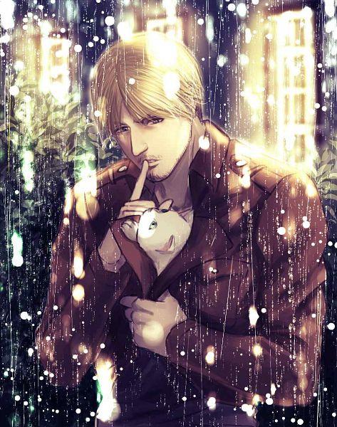 Tags: Anime, Pixiv Id 16523866, Attack on Titan, Mike Zacarius, White Cat, Fanart, Fanart From Pixiv, Pixiv