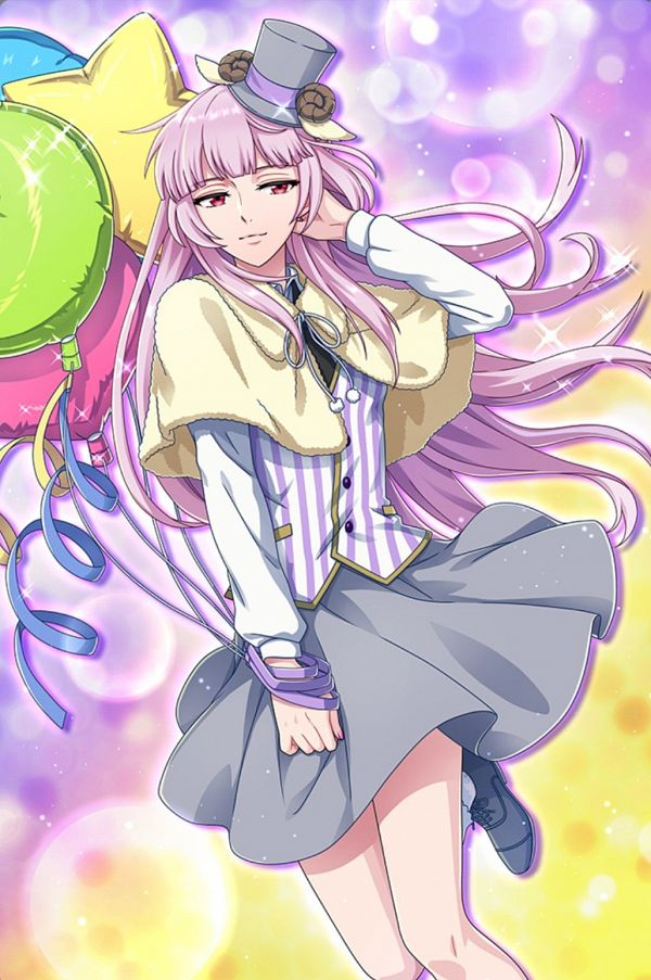 Tags: Anime, DREAM!Ing, Mikekado Shion, Official Art, Official Card Illustration