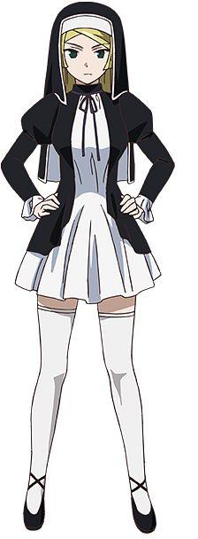 Miki (Gokukoku no Brynhildr) - Gokukoku no Brynhildr