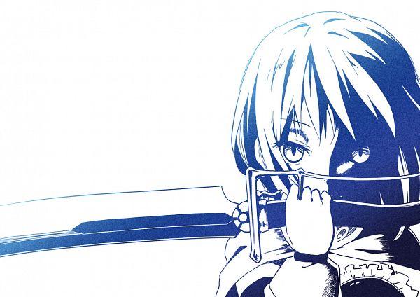 Tags: Anime, Errant, Mahou Shoujo Madoka☆Magica, Miki Sayaka