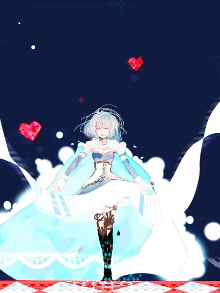 Tags: Anime, Pixiv Id 1876076, Mahou Shoujo Madoka☆Magica, Miki Sayaka, Transformation, Pixiv, Fanart From Pixiv, Fanart