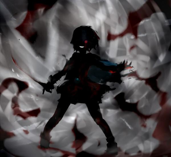 Tags: Anime, Hata, Mahou Shoujo Madoka☆Magica, Miki Sayaka