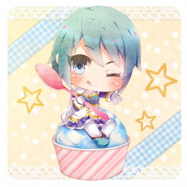 Tags: Anime, Tottsuan, Mahou Shoujo Madoka☆Magica, Miki Sayaka