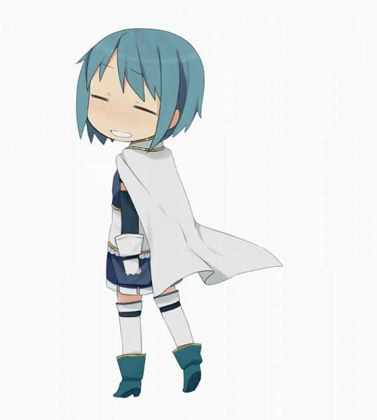Tags: Anime, Knt31, Mahou Shoujo Madoka☆Magica, Miki Sayaka, Pixiv, Fanart