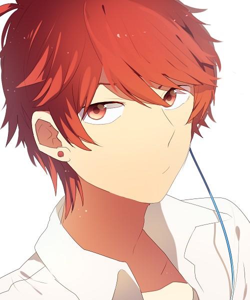 Tags: Anime, Pixiv Id 3425379, Gekkan Shoujo Nozaki-kun, Mikoshiba Mikoto, Fanart From Pixiv, Pixiv, Fanart