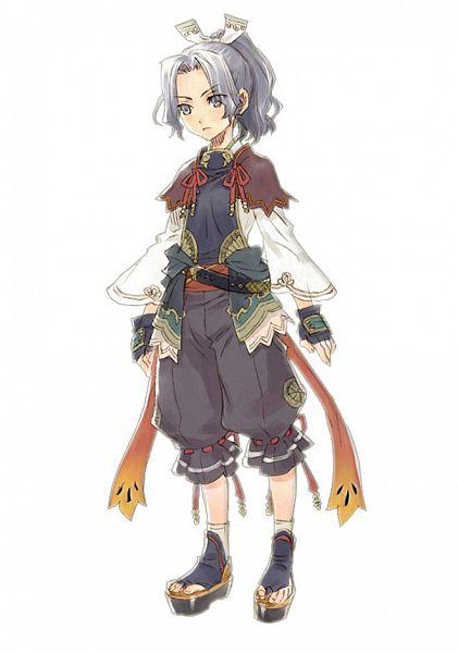 Mikoto (Rune Factory Oceans) - Rune Factory Oceans