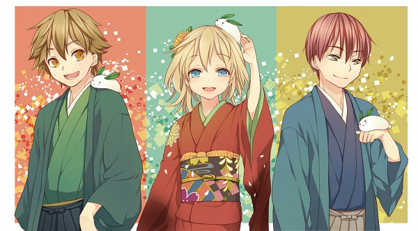 Tags: Anime, Mikuni (Pixiv2629209), Snow Rabbit, Pixiv, Original