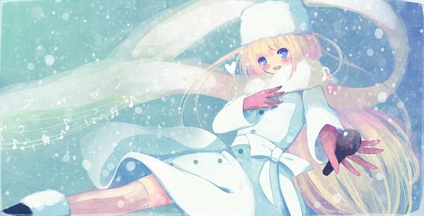Tags: Anime, Mikuri Yoru, Pixiv, Original