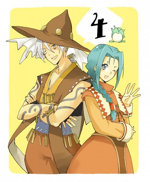 Milard Rune - Tales of Phantasia