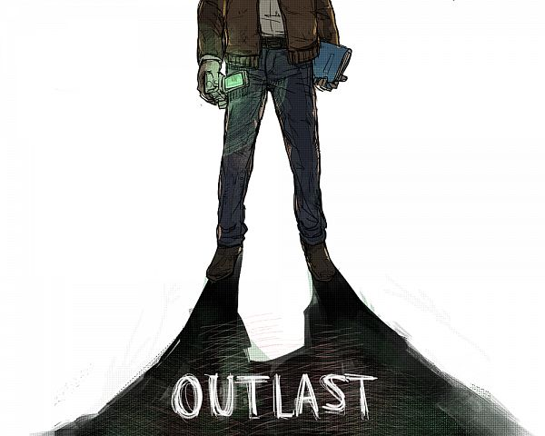 Tags: Anime, Pixiv Id 552379, Outlast, Miles Upshur, Fanart From Pixiv, Pixiv, Fanart