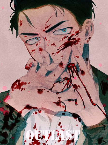 Tags: Anime, Pixiv Id 13056556, Outlast, Miles Upshur, Fanart From Pixiv, Pixiv, Fanart