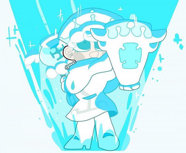 Tags: Anime, Puwu, Cookie Run: OvenBreak, Cookie Run, Milk Cookie, Fanart