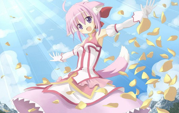Tags: Anime, Francis (Ohne), DOG DAYS, Millhiore Firianno Biscotti