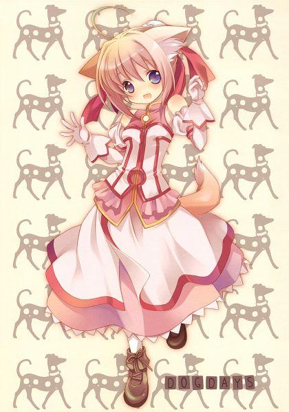 Tags: Anime, Tokumi Yuiko, DOG DAYS, Millhiore Firianno Biscotti
