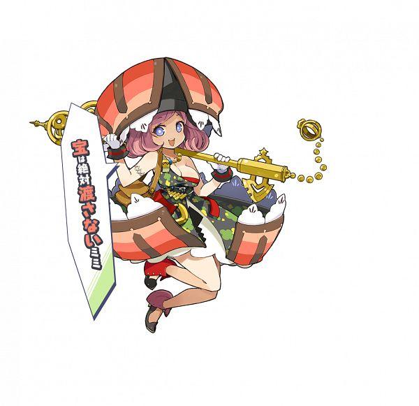 Mimii (Genkai Tokki: Seven Pirates) - Genkai Tokki: Seven Pirates