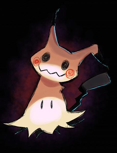 Tags: Anime, Pixiv Id 18714474, Pokémon, Mimikyu, Fanart, Fanart From Pixiv, Pixiv