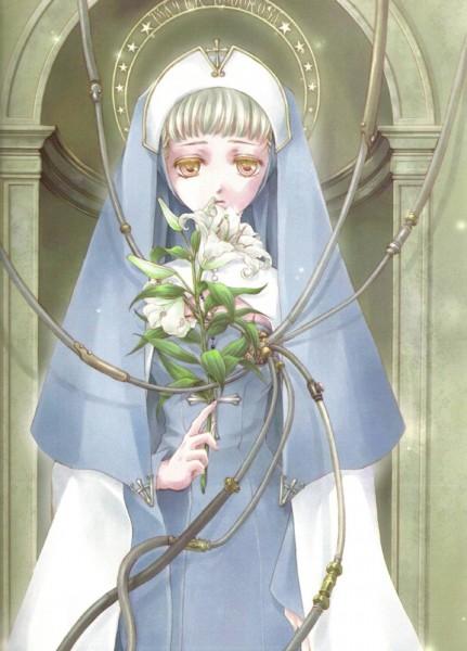 Tags: Anime, Minakami Kaori, Chronologics, Pixiv