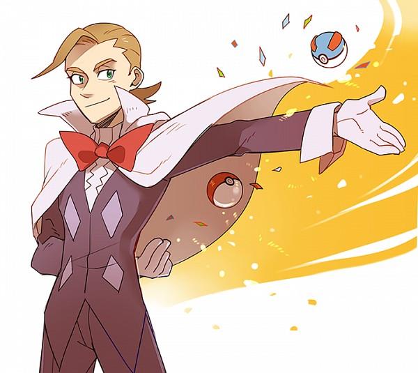 Minaki (Pokémon) (Eusine (Pokemon)) - Pokémon
