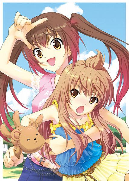 Tags: Anime, Shirahama Kouta, Minami-ke, Minami Kana, Minami Chiaki