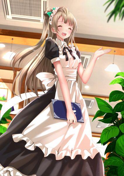 Tags: Anime, Swordsouls, Love Live!, Minami Kotori, Fanart From Pixiv, Pixiv, PNG Conversion, Fanart, Mobile Wallpaper, Wonder Zone