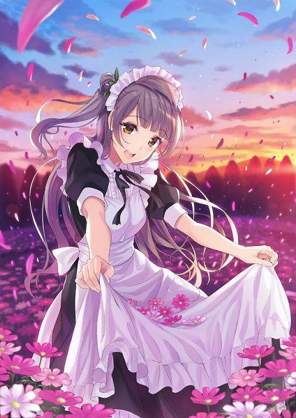 Tags: Anime, Kichiroku, Love Live!, Minami Kotori, Mobile Wallpaper, Wonder Zone