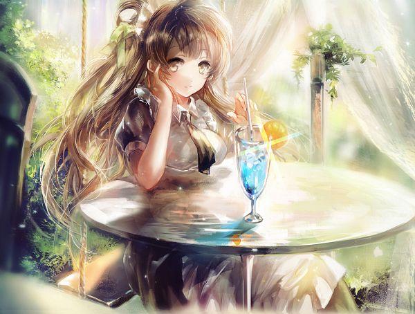 Tags: Anime, Moemoe3345, Love Live!, Minami Kotori, Revision, Pixiv, Fanart From Pixiv, Fanart
